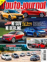 L'Auto Journal N° 1073