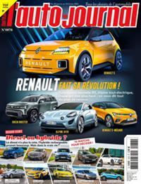 L'Auto Journal N° 1076