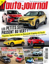 L'Auto Journal N° 1081
