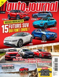L'Auto Journal N° 1084