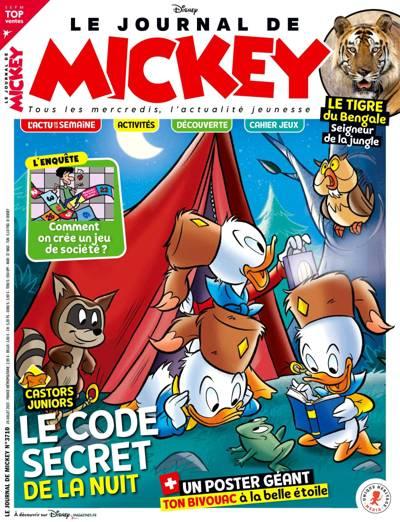 Le Journal de Mickey (photo)