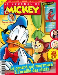 Le Journal de Mickey N° 3568