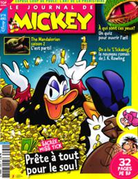 Le Journal de Mickey N° 3569