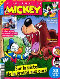 Le Journal de Mickey N° 3570