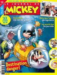 Le Journal de Mickey N° 3572
