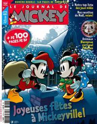 Le Journal de Mickey N° 3574