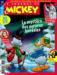 Le Journal de Mickey N° 3577