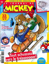 Le Journal de Mickey N° 3580