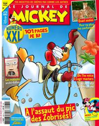 Le Journal de Mickey N° 3581