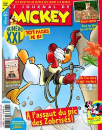 Le Journal de Mickey N° 3582