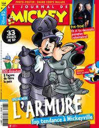Le Journal de Mickey N° 3583