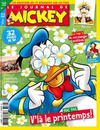 Le Journal de Mickey N° 3587