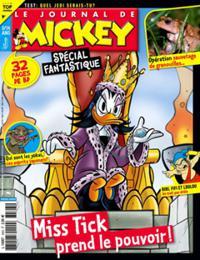 Le Journal de Mickey N° 3593