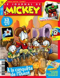 Le Journal de Mickey N° 3594