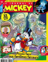Le Journal de Mickey N° 3595