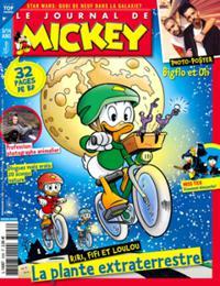 Le Journal de Mickey N° 3596