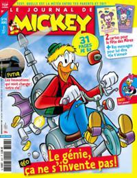 Le Journal de Mickey N° 3597