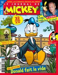 Le Journal de Mickey N° 3598