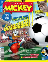 Le Journal de Mickey N° 3599