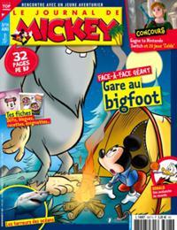 Le Journal de Mickey N° 3607