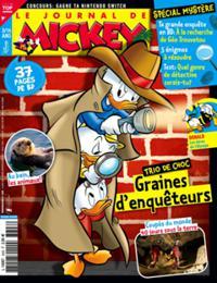 Le Journal de Mickey N° 3608