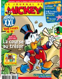Le Journal de Mickey N° 3609