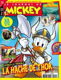 Le Journal de Mickey N° 3612
