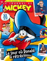 Le Journal de Mickey N° 3613