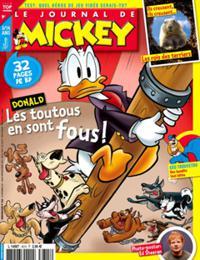 Le Journal de Mickey N° 3615