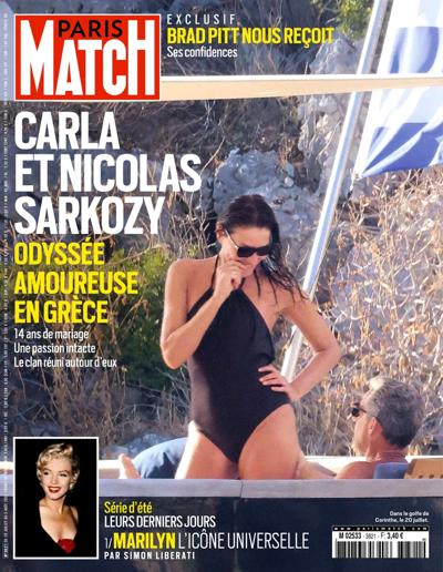 Paris Match - N°3676