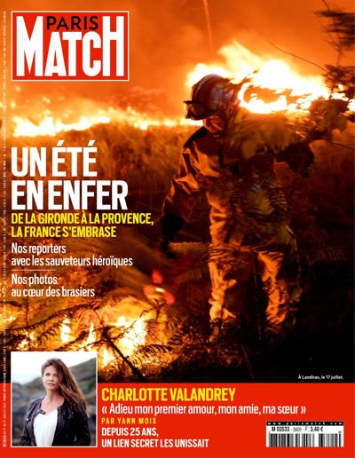 Paris Match - N°3741