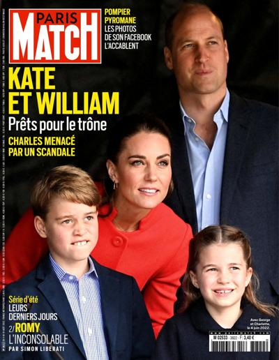 Paris Match - N°3725