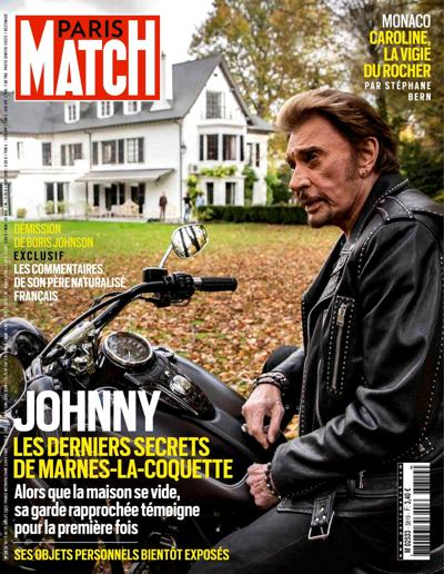 Abonnement PARIS MATCH