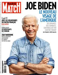 Paris Match N° 3732