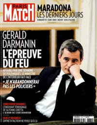 Paris Match N° 3735