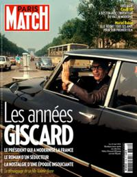 Paris Match N° 3736