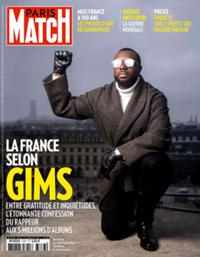 Paris Match N° 3737
