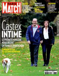 Paris Match N° 3738