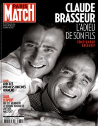 Paris Match N° 3739