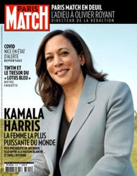 Paris Match N° 3740