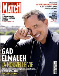 Paris Match N° 3744
