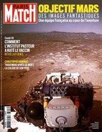 Paris Match N° 3747