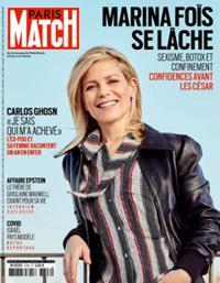 Paris Match N° 3748