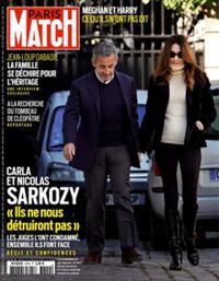 Paris Match N° 3749