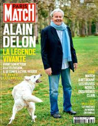 Paris Match N° 3763