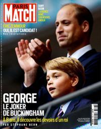 Paris Match N° 3766