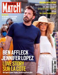 Paris Match N° 3770