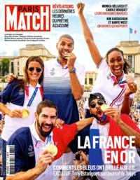 Paris Match N° 3771