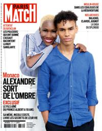 Paris Match N° 3774