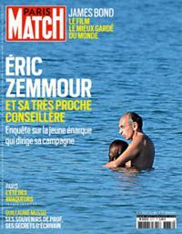 Paris Match N° 3777